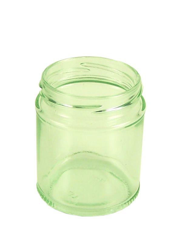 Jam Jars Round Glass 190ml Pallet (3468)