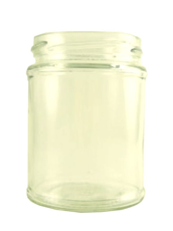 Jam Jars Round Glass 300ml (x72)
