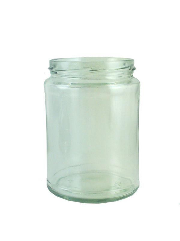 Jam Jars Round Glass 500ml (x36) 1