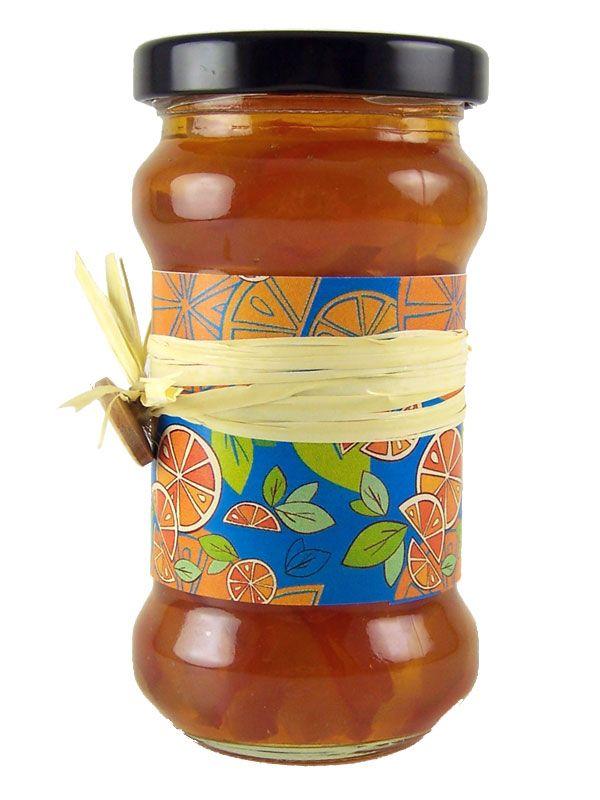 Jar Wraps - Mixed Citrus