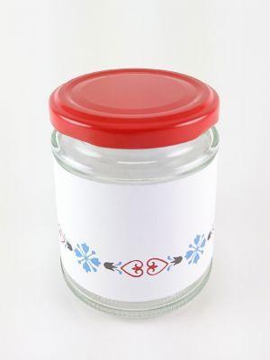 Love jam jars | - Jar Wrap Lemmikki