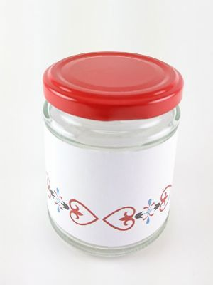 Love jam jars | A Jar Wrap Rhoda