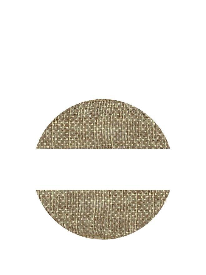 Lid Labels 40mm Linen