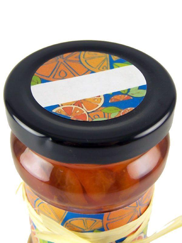 Lid Labels 40mm Mixed Citrus 2