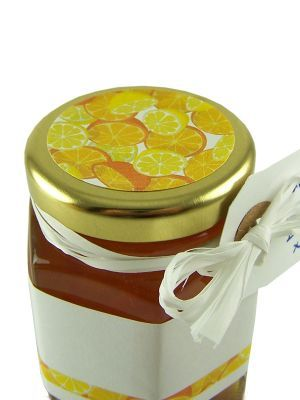 Love jam jars | G Lid Topper