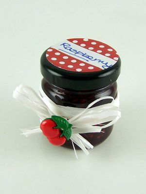 Love jam jars | D Lid Label