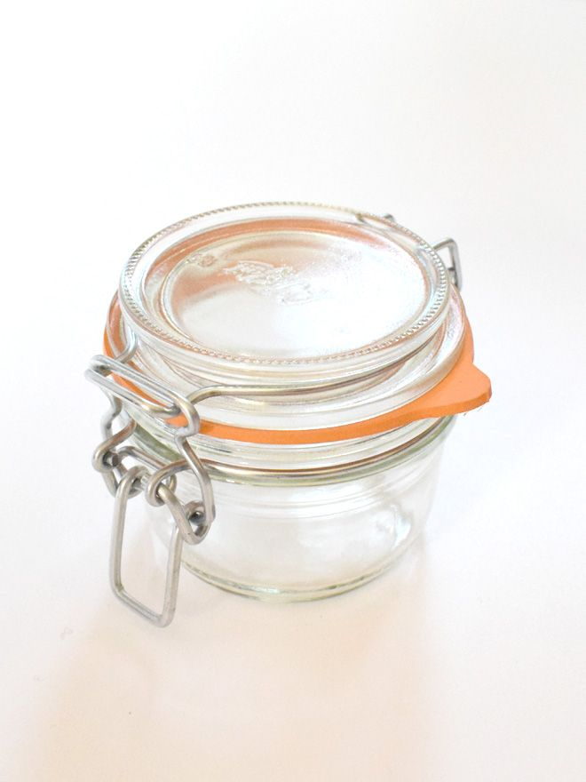 Le Parfait Super Clip Top Preserving Jar - 125ml