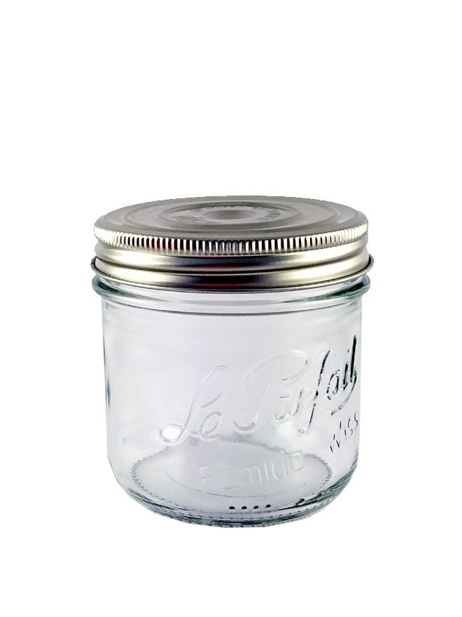 Le Parfait Terrine Screw Top Jar - 500ml