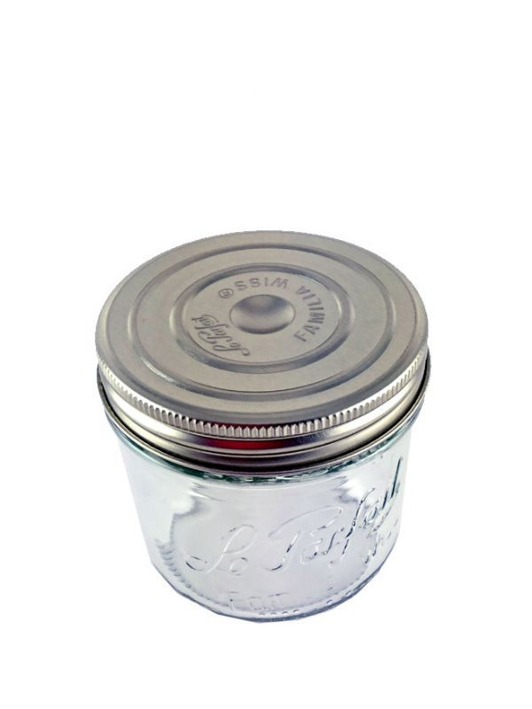 Le Parfait Terrine Screw Top Jar - 500ml 2