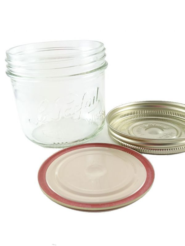 Le Parfait Terrine Screw Top Jar - 500ml 3