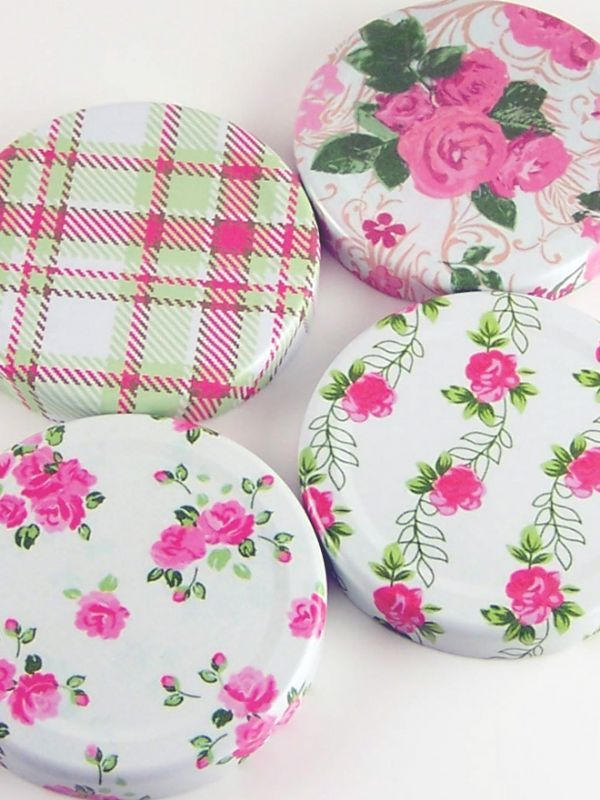 Jar Lid 063 Summer Frocks 1