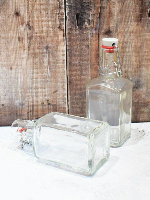 Roma Swing Top Glass Bottle 250ml 2