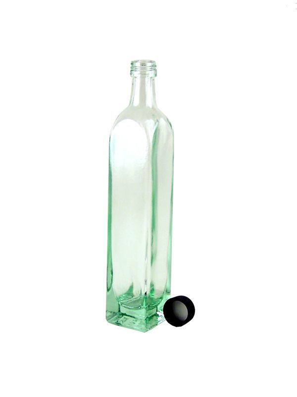 Glass Bottles Minella 100ml with Cap