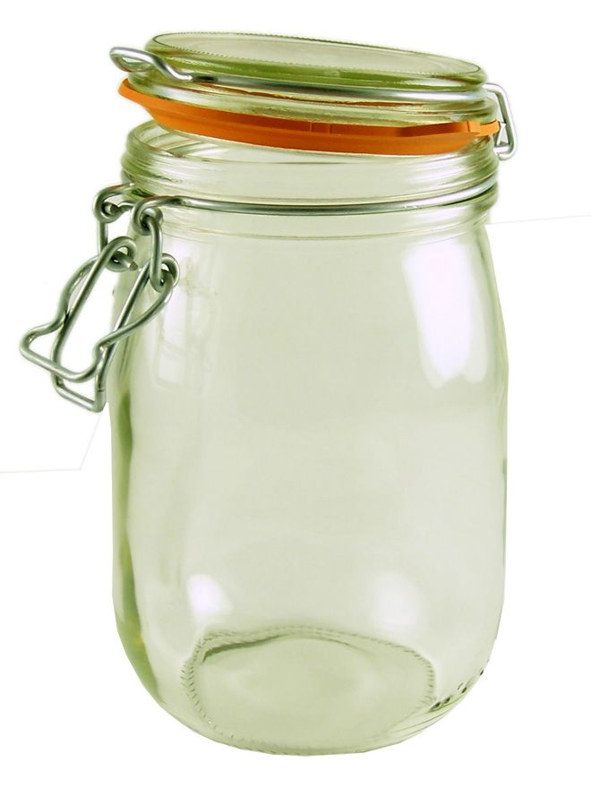 Le Parfait Super Clip Top Preserving Jar - 1000ml