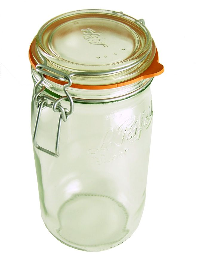 Le Parfait Super Clip Top Preserving Jar - 1500ml