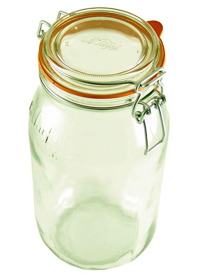 Le Parfait Super Clip Top Preserving Jar - 2000ml