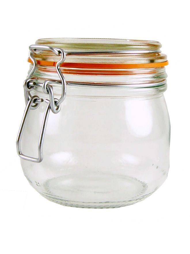 Le Parfait Super Clip Top Preserving Jar - 500ml