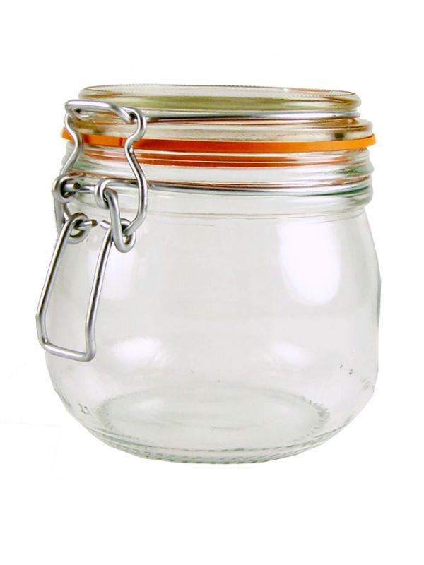 Le Parfait Super Clip Top Preserving Jar - 500ml 1