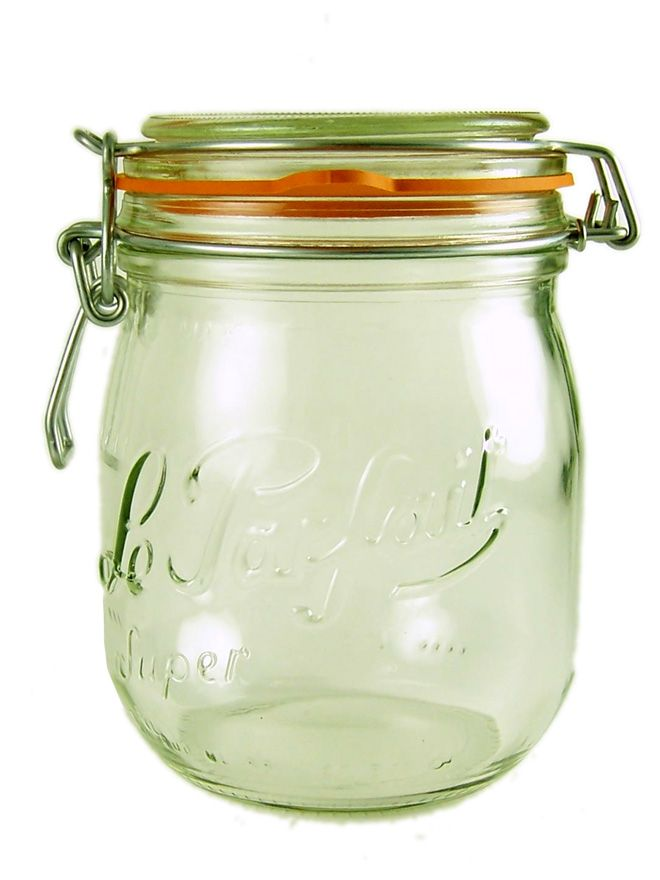 Le Parfait Super Clip Top Preserving Jar - 750ml