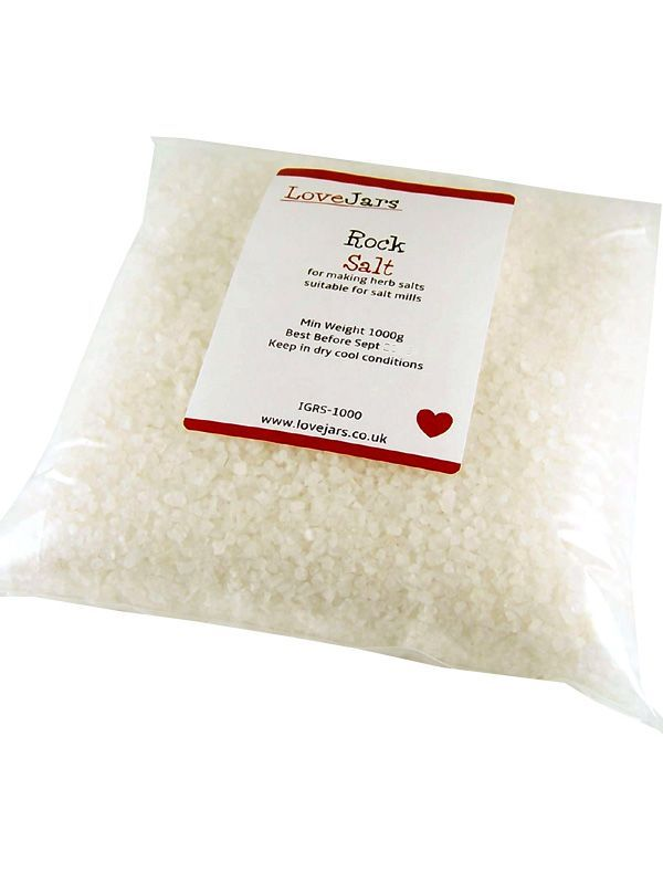 Rock Salt 1000g 2