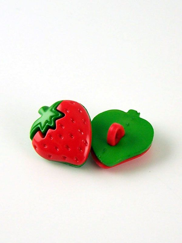 Strawberry Button
