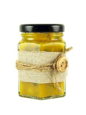 Love jam jars | C Plain Linen Wrap