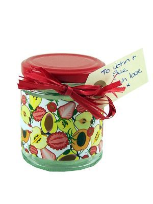 Love jam jars | Jar Wraps - Summer Fruits