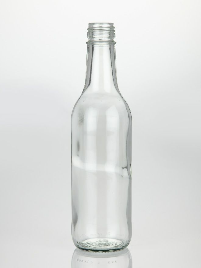 Glass Mineral Pressure Bottle 330ml