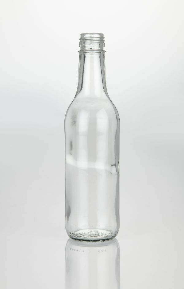 Glass Mineral Pressure Bottle 330ml