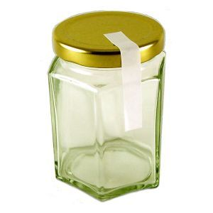 Love jam jars | Tamper Evident Strips 70x10mm (pack 1400)