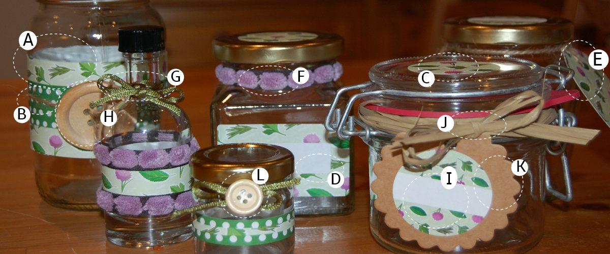 Rosie's Garden Herbs Collection