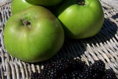 How to make Blackberry & Apple Jam