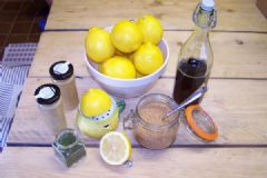 How to make Lemon & Dill Mustard