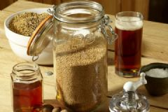How to make Wholegrain Mustard with Beer