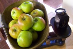 How to make Apple, Sage and Cider Sauce