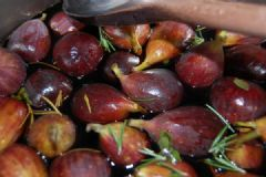 How to make Figs in Balsamic Vinegar